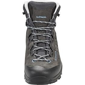 Lowa Sassa LL Mid Shoes Women anthracite/denim